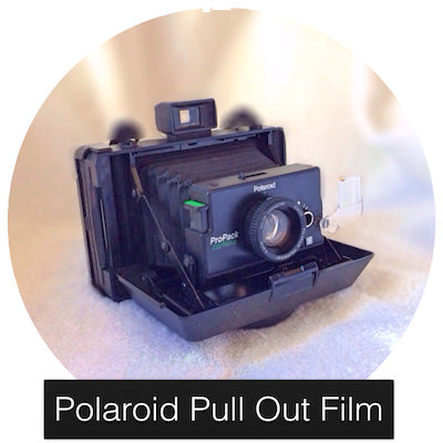 icon polaroid pull out