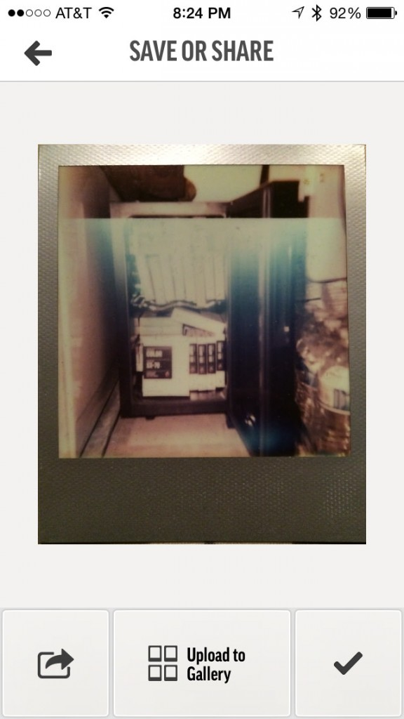 04 Impossible Project App